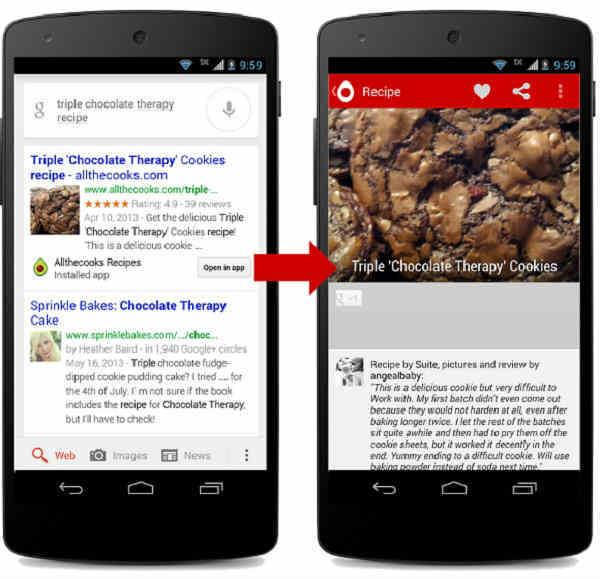 Google app indexing in 2016