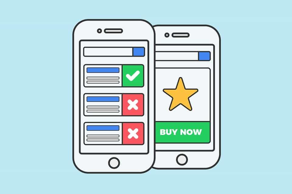 positive online reviews impact